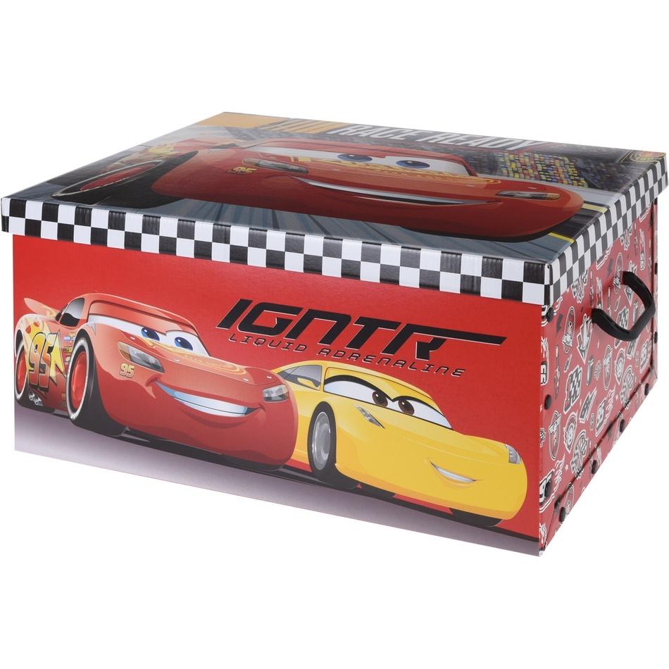 Storagesolutions Kontejner na hračky/úložný box CAR