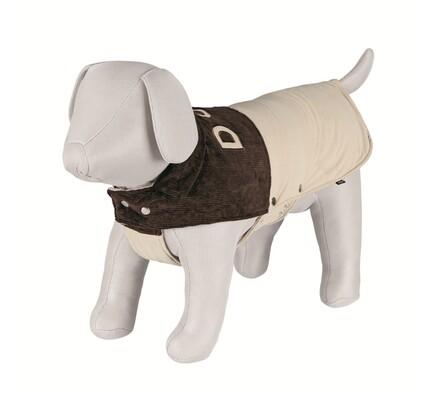 Obleček Trixie VARESE pro psy, hnědo-béžový, 35 cm, S