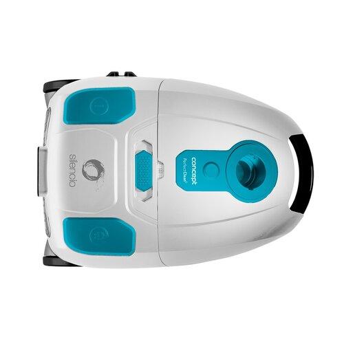 Concept VP8251 sáčkový ultra tichý vysavač Silencio