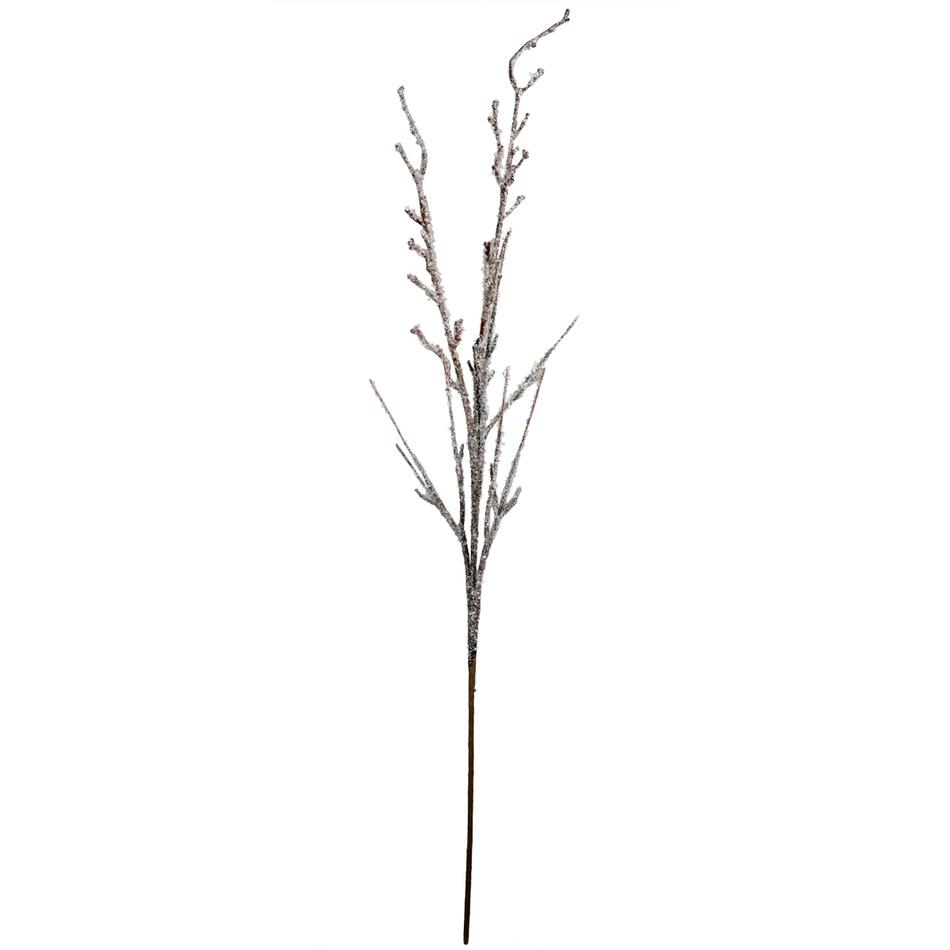 Vánoční větvička Jinovatka, 60 cm