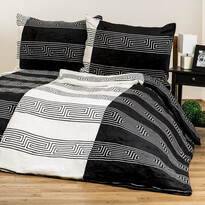 Lenjerie de pat micro-pluş Harmony, 140 x 200 cm, 70 x 90 cm