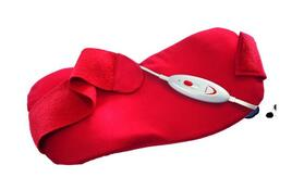 Vyhřívací polštářek Soehnle Active Pro, červená