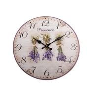 Zegar ścienny Provence, 34 cm