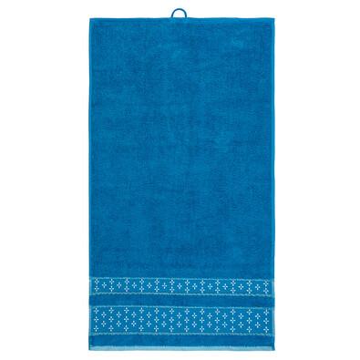 Osuška Vanesa tmavo modrá, 70 x 140 cm