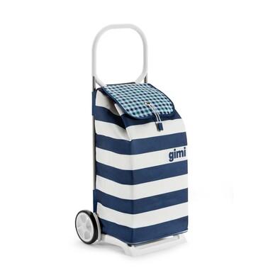 Gimi Italo nákupní taška na kolečkách mořská
