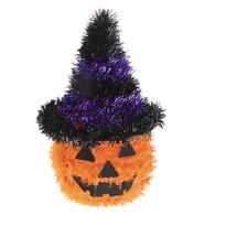 Ozdoba na Halloween dynia, 15,5 x 10 cm