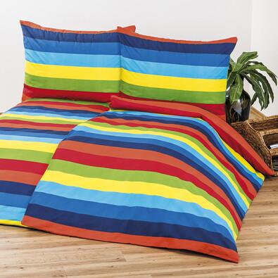 4Home Bavlněné povlečení Stripes, 140 x 220 cm, 70 x 90 cm