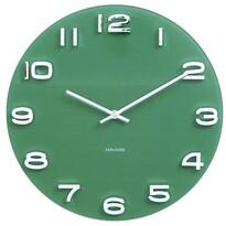Karlsson 5640GR Designové nástěnné hodiny, 35 cm