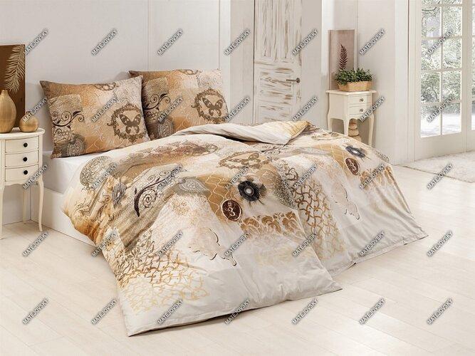 Matějovský Povlečení bavlna Deluxe Serenity, 140 x 200 cm, 70 x 90 cm