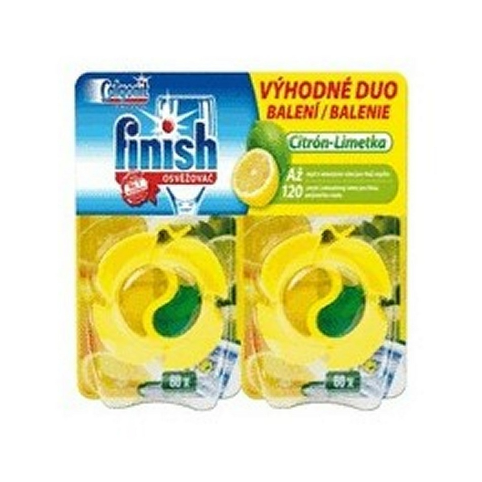 Finish deo duopack vône do umývačky Lemon