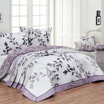 Matějovský márkájú Ember ágytakaró, lila, 220 x 240 cm