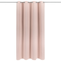 Arwen sötétítő függöny, rózsaszín, 140 x 245 cm