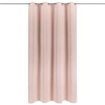 Draperie Arwen roz, 140 x 245 cm