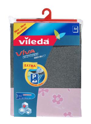 Potah na žehlicí prkno Vileda Viva Express PARK + GO 115621 metalický