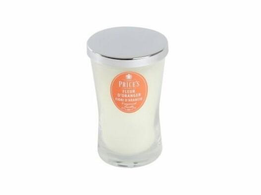 Price´s vonná svíčka ve skle květ pomerančovníku 13 cm