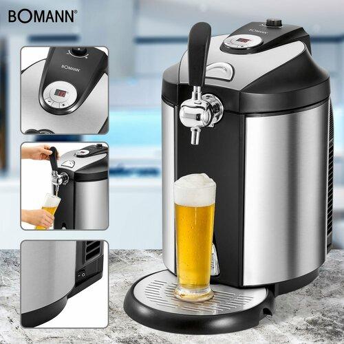 Bomann BZ 6029 CB dystrybutor piwa