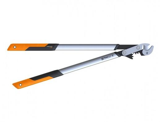 Fiskars PowerGearX nůžky na silné větve L jednočep