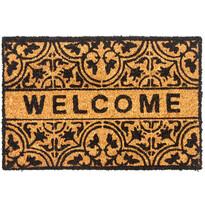 Ornament Welcome kókusz lábtörlő, 40 x 60 cm