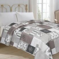 Prehoz na posteľ Caddy, 220 x 240 cm