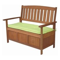 Aldo Dřevěná lavice s úložným prostorem Diana