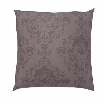 Poszewka na poduszkę Elegance brązowy, 40 x 40 cm