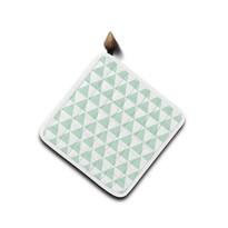 Domarex Home Chef konyhai edényalátét, menta, 20 x 20 cm