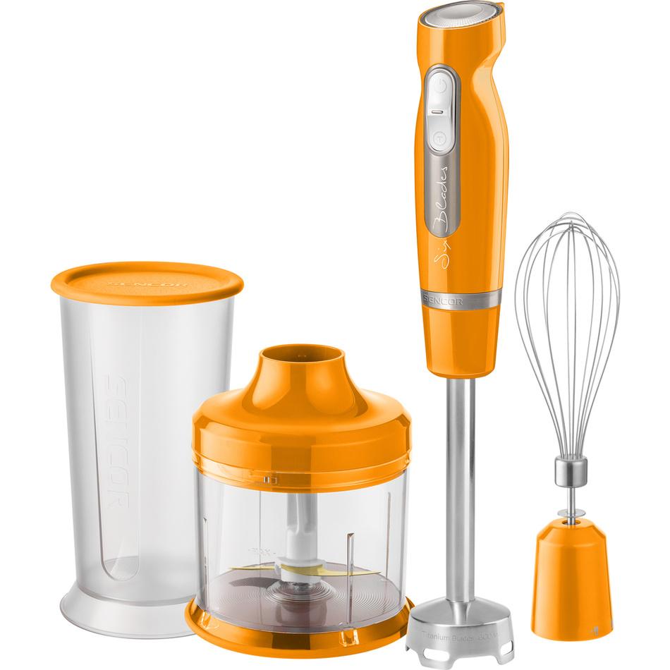 SHB 4463OR tyčový mixér, oranžová