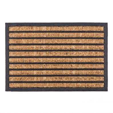 Venkovní rohožka Exotic 2 obdélník, 40 x 60 cm