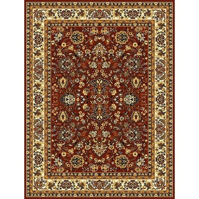 Kusový koberec Teheran 117 Brown, 80 x 150 cm