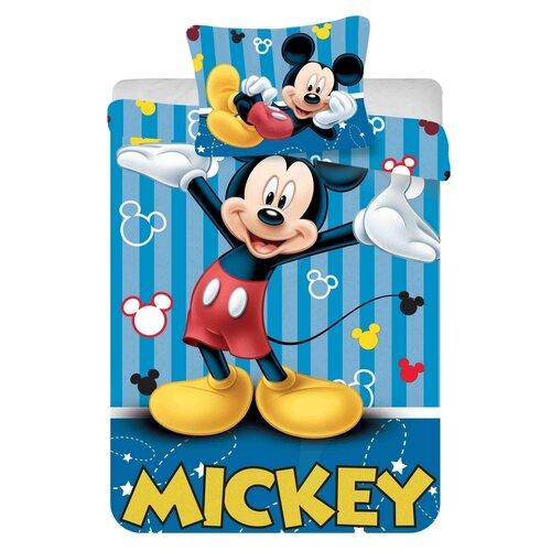 Jerry Fabrics Dětské povlečení Mickey 2016 micro, 140 x 200 cm, 70 x 90 cm