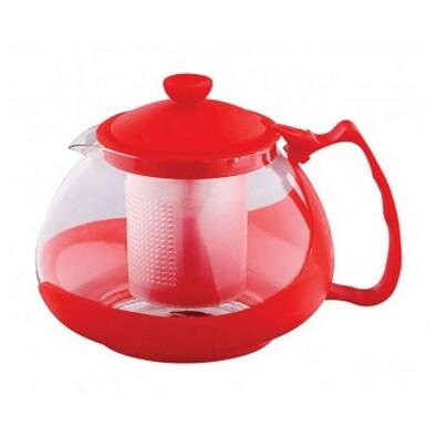 Renberg Konvice na čaj 750 ml červená
