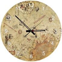 Art Puzzle hodiny Mapa kapitána Reise, 570 dílků