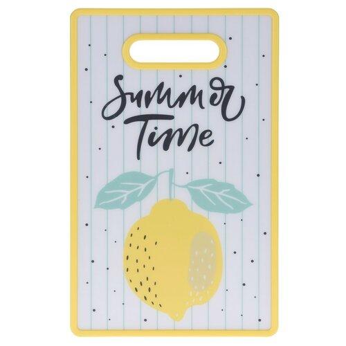 Plastová krájacia doštička Summer Time
