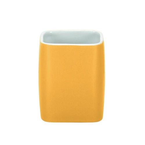 Kleine Wolke Kelímek Cubic, žlutá