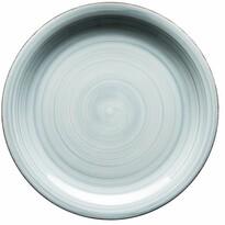 Mäser Keramický mělký talíř Bel Tempo 27 cm, sv. modrá