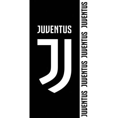 Törülköző Juventus FC Black Color, 75 x 150 cm
