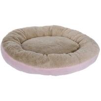 Culcuș pentru câini Dog lounger, roz