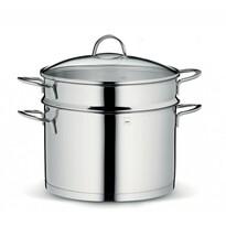Kela CAILIN rozsdamentes acél tésztafőző edény fedővel, 24 cm