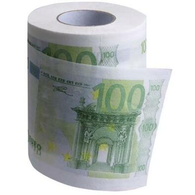 Toaletní papír Eura