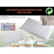 Polštářek Baby Memory Foam, 30 x 50 cm