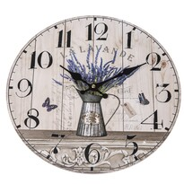 Zegar ścienny Lavande, 34 cm