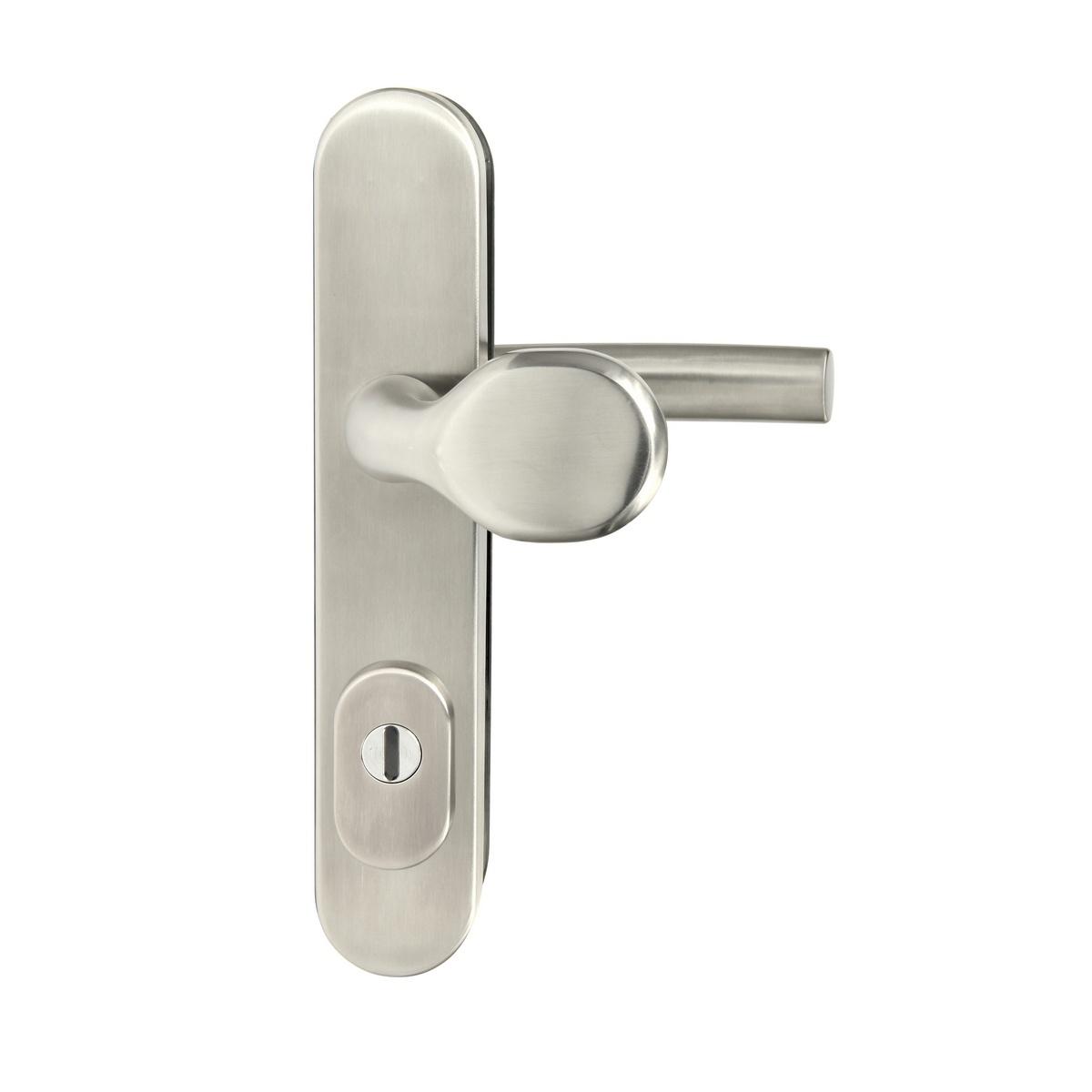 Dveřní bezpečnostní kování s madlem, R.701.ZB.90.N.TB4