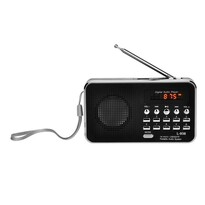 Bravo B-6039 digitální rádio Sam, černá