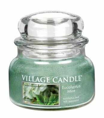 Village Candle illatgyertya Eukaliptusz és borsmenta - Eucalyptus mint, 269 g