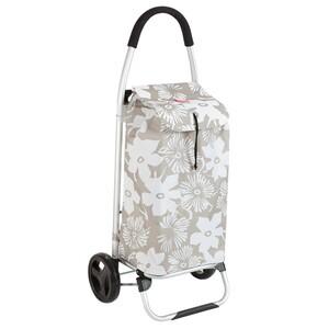 Nákupní taška na kolečkách Praga Flor