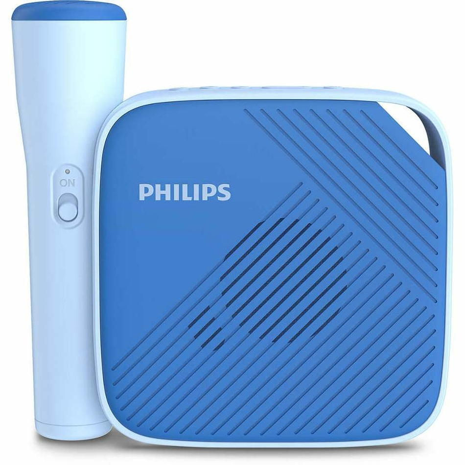 Prenosný reproduktor Philips TAS4405N modrý
