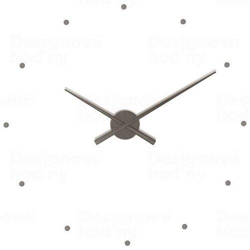 Nomon OJ nástěnné hodiny šedá, 50 cm