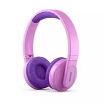 Philips TAK4206PK/00 sluchátka pro děti, fialová