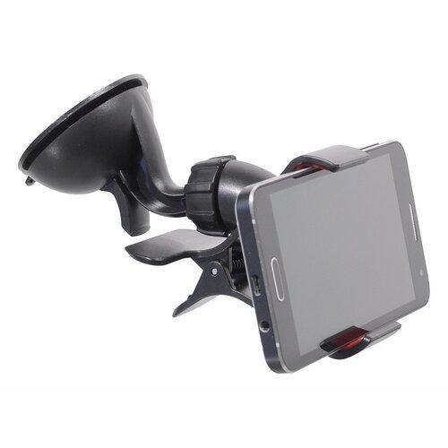Compass Držák telefonu / GPS na přísavku Clips, černá