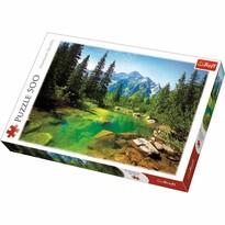 Trefl Puzzle Tatry, 500 dílků